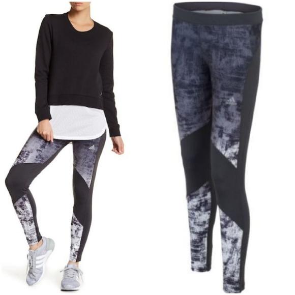 d4de18f9170 adidas Pants | Techfit Elemental Engineer Warm Leggings | Poshmark